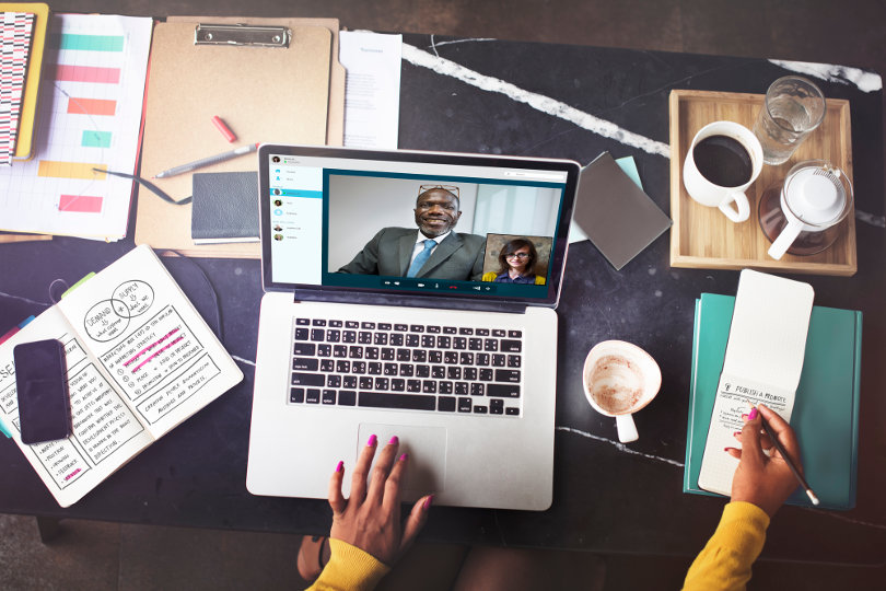 Video call conferencing