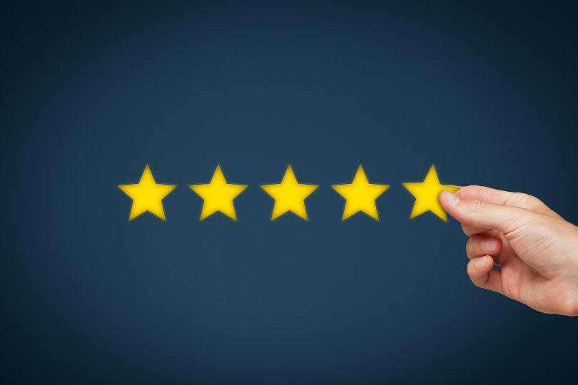 5-star customer experience