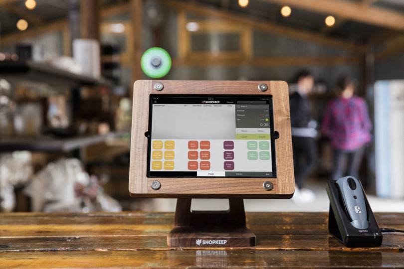 ShopKeep iPad POS